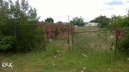 600 square meter stand for sale in Soshanguve