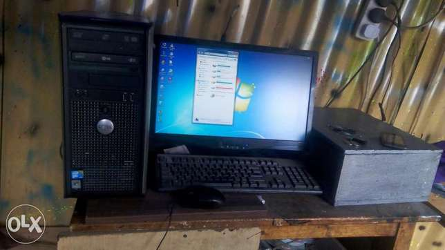 Dell optiplex760 series core 2 duo cpu 3.0ghz 4gb ram 500gb harddrive Imara Daima - image 5