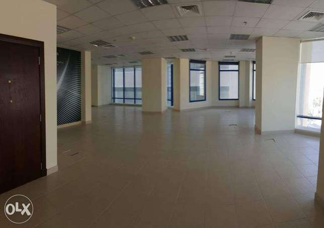 Office Space Old Salata in New Building قلب الدوحة -  1