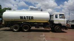 Nissan 15000l water tanker for sale..Reduced price!!