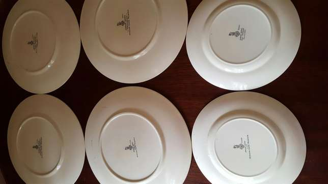 Royal Doulton African Series Collectable Plates Rossburgh - image 3