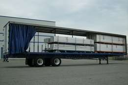 Curtain side trucks for sale at great price