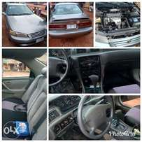 Clean Toyota Camry 2.2 tiny lite available at great offer.