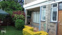 Furnished fully 2 bedroom house on Waiyaki Way 7 minutes drive 2 Westy
