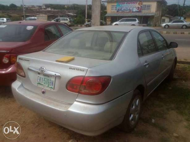 Neatly Toyota Corrola Altis 2005 Ibadan North - image 1