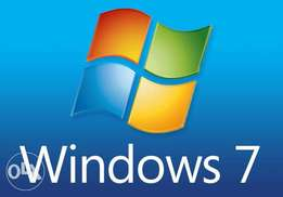 windows 7 for pc n laptop