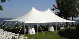 Funeral tent