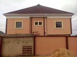 2bedroom flat at grammar school off awolowo road