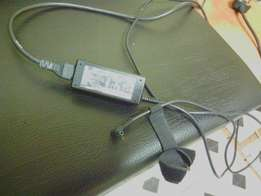 HP charger with blue tip,for later model HP laptops - R200
