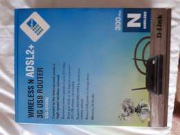 Wireless router ADSL