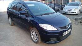 Very clean Mazda 5 manual 6 speed