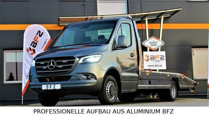 Mercedes-Benz 519 V6 DISTRONIC Große Navi LED Nut.2,3T BFZ ® - 2019
