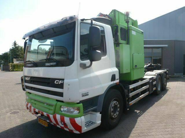 DAF FAN75.250cf 6X2 - 2009