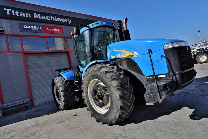 New Holland T9050 - 2004