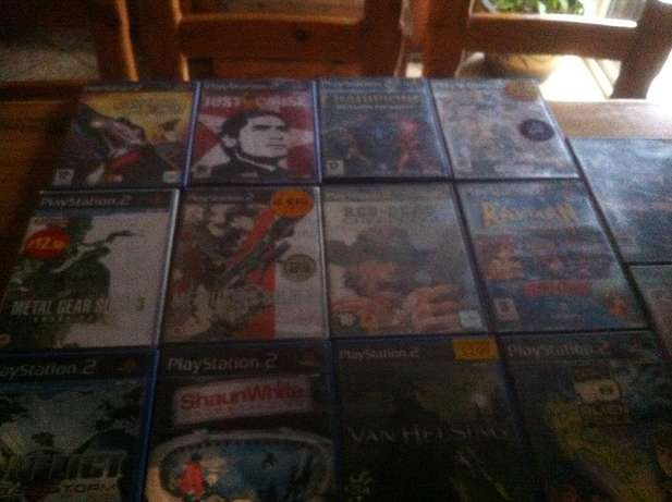 playstation 2 games Witbank - image 7