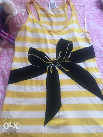 Tank top for ladies Size Small (mango) store