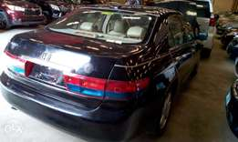 Clean like Toks!! V6 Honda Accord 2004 model