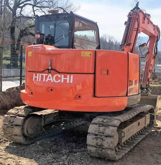 Hitachi Zx85usb-5a - 2014