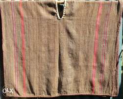Q'ero Poncho from the Andes, Peru.