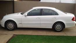 Mercedes benz E200 Elegence for sale