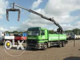 Mercedes-benz Actros 2631 - For Import