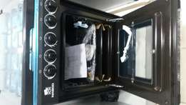 Nasco 4 Gas Cooker with Oven
