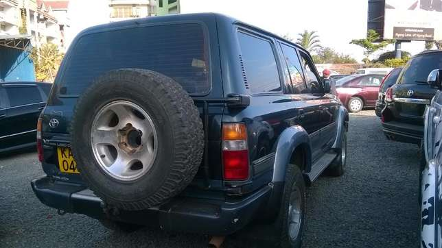 Land Cruiser Vx24 valve 80 series. Absolutely clean 210,000 km Only Lavington - image 2