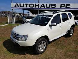 2014 Renault Duster 1.5 DCi 4x2