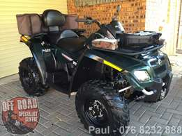 Can-Am outlander Wanted 800 or 1000