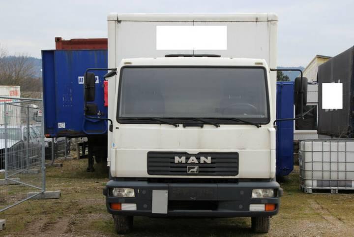 MAN L 2000 - 2002
