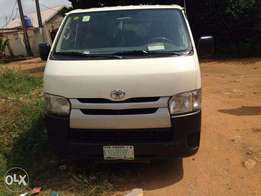 Very Clean Registered Toyota Hiace Hummer Bus 2015