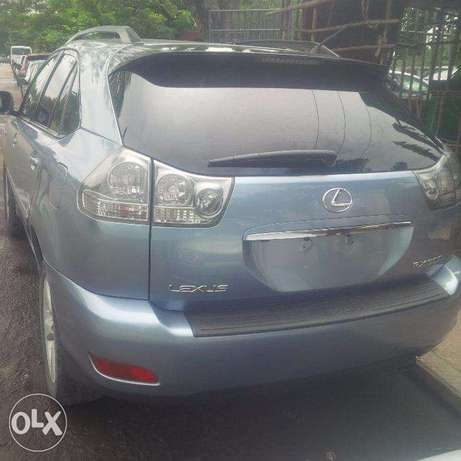 Tincan Cleared Tokunbo, Lexus RX330, 2005, Very OK Lagos Island East - image 4