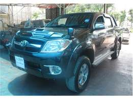Toyota Hilux Double Cabin 2wd 2008