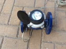 industrial sub water meter