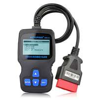 OBD EOBD OBD2 Auto Diagnostic Scanner AUTOPHIX OM123 (Tested)