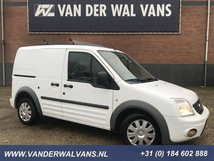 Ford Transit Connect T200S 1.8TDCi 90pk Trend zijdeur, airco, - 2012