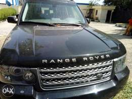 Range rover (bullet proof)