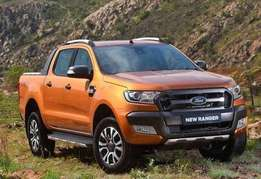 2016 Ford Ranger New Shape Parts for Sale