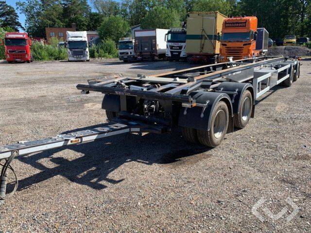 CMT JNICE 4-axlar Demountable Trailer - 17 - 2019