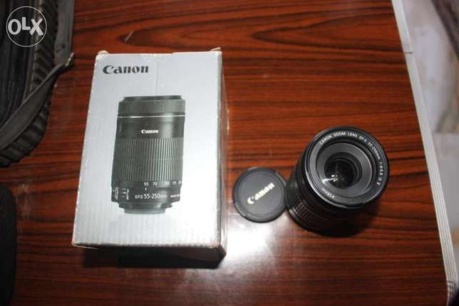 canon lins 55-250