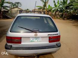 First body Passat wagoon wit AC, like tokunbo..