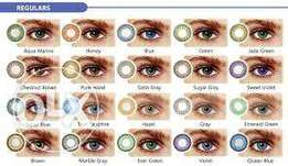 Contact lenses( both medicated and non-medicated)