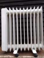11 Fin Oil Heater For Sale