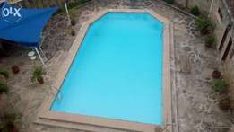 3 Bedroom PENTHOUSE with Ample parking , Pool and servant quarter