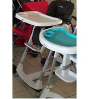 Peg Perego Prima Pappa Diner High Chair #18631 *Pre-loved*