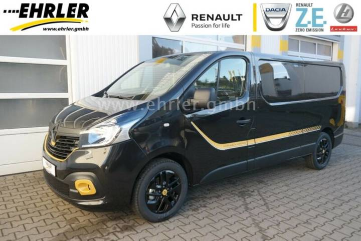 Renault Trafic L2H1 2.9t dCi 125 Formula Edition - 2017