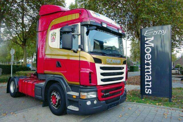 Scania G440 Highline - 2012