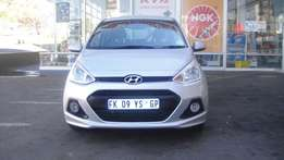Pre owned 2015 Hyundai i10 1.25 motion