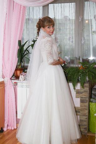 b2f720608615a1 Продається розкішна весільна сукня!!! Не магазин Житомир - зображення 1