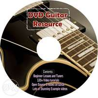 Guitar Tutorial Videos, Guides, Tuners, Charts and Tutorials